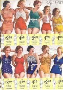 1930s bathingsuits swimsuits