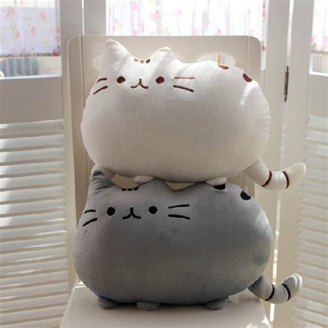 Cat Pillow by Kawaii Brinquedos New Cat Pusheen Pillow With Zipper Only