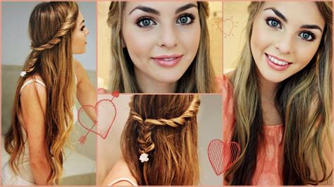 easy hairstyles for the day of high school day of high school hair makeup jackie wyers