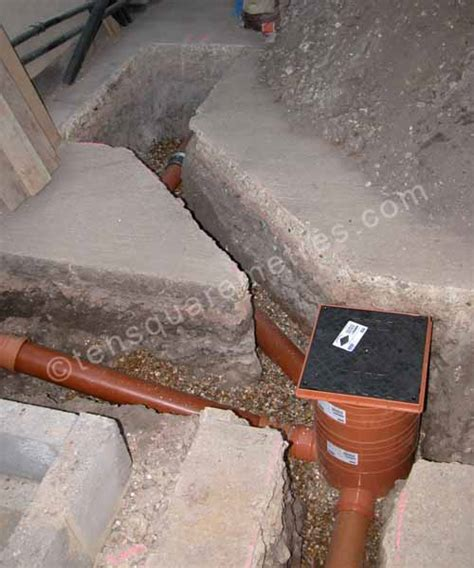 self build house extension drains planning self build house extension drains inspection