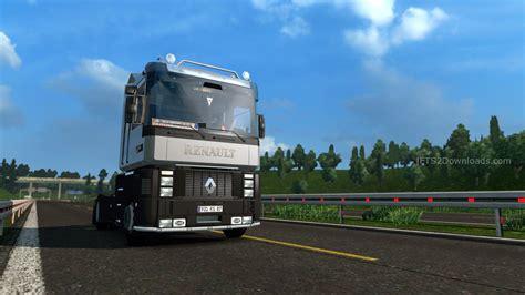 renault truck magnum renault magnum ea truck simulator 2 mods