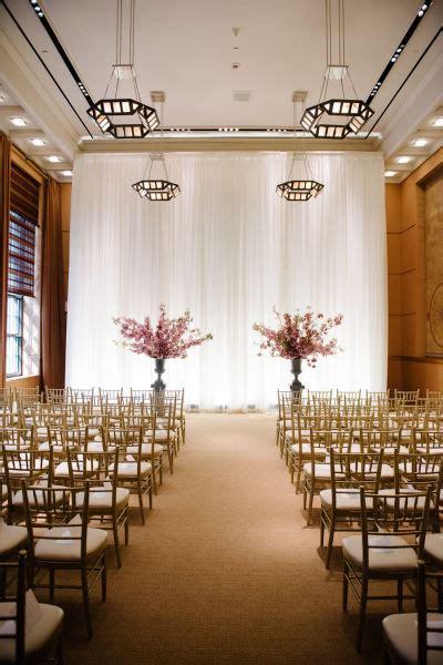 Wedding Backdrop Ceremony by 20 Unique Indoor Wedding Ceremony Backdrop Ideas Weddingwire