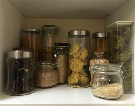 simple ideas  perfect  pantry