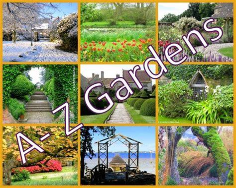 Gardens Directory by The Galloping Gardener The Galloping Gardener