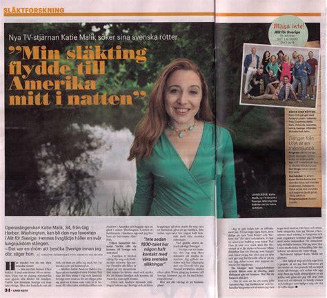 Land Tidning New Tv Malik Seeks Swedish