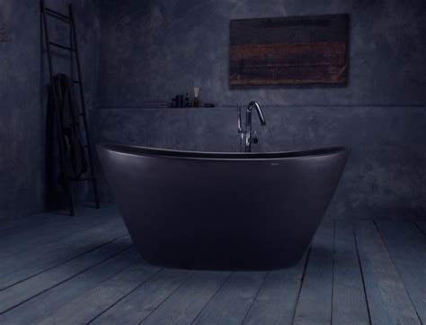 black bathtubs for luxury bathroom ideas