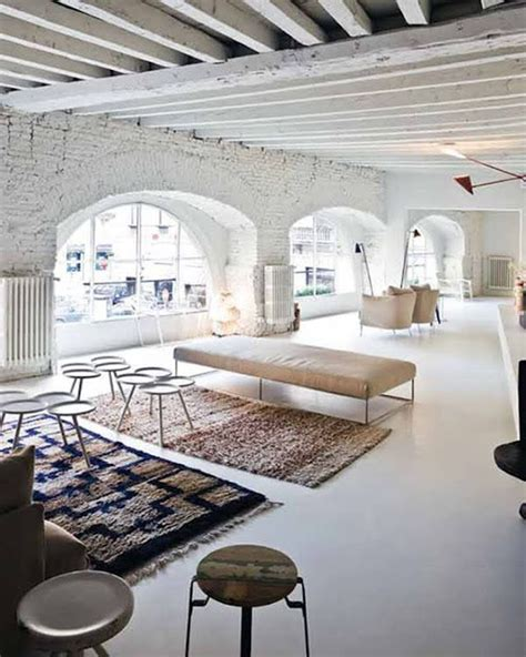 design my space white loft home space pictures photos and images for and