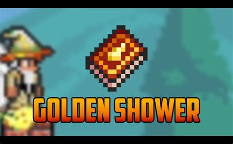 Golden Shower Terraria by Terraria Golden Shower Spell