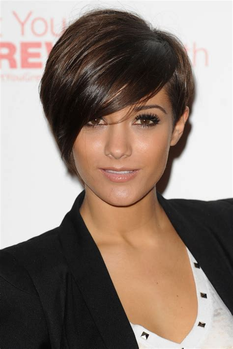 frankie sandford hairstyles frankie sandford celebrity short hairstyles