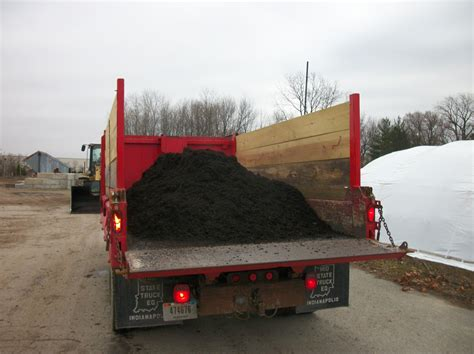 Cubic To Cubic Yards Ski Landscape Mulch Indianapolis Mulch Delivery Ski