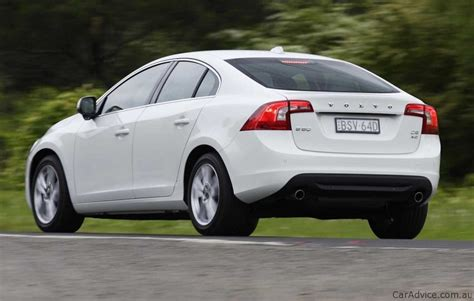 2011 Volvo S60 Range Launched In Australia Photos 1 Of 16