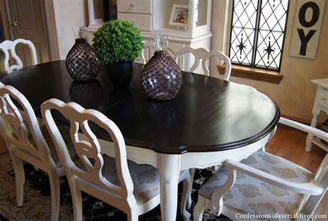 How To Stain A Dining Room Table | how to stain a dining room table 21243