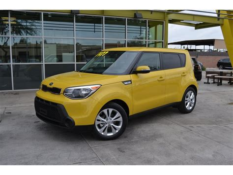 Kia Soul For Sale by Used Kia Soul For Sale Az Cargurus