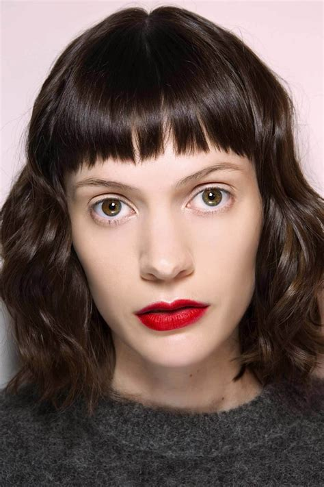 no fringe short haircuts how to pull off short bangs everything you need to know