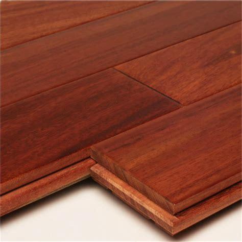 santos mahogany hardwood flooring prefinished engineered
