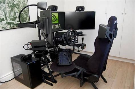 gaming setup simulator 203 best driving simulators images on pinterest racing
