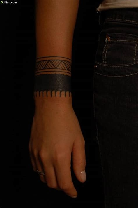 tribal cuff tattoo 60 most beautiful armband tattoos amazing arm