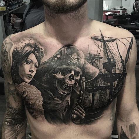 dessin bateau pirate tatouage 1001 id 233 es tatouage pirate 192 l abordage en 40 photos