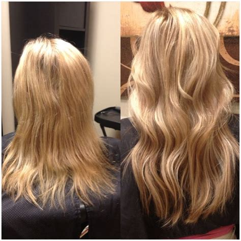hair extensions before and after with natural beaded rows natural beaded row hair extensions by dkwstyling hair