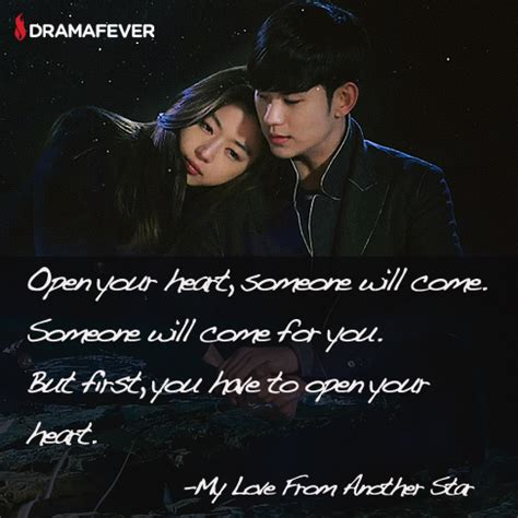 film drama korea my love from another star 50 k drama quotes about true love