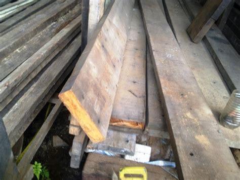 Sodet Kayu No 1 Ozone loteng rumah memilih kayu terpakai