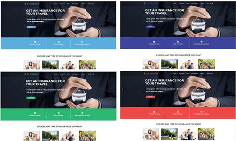 At Insury Free Responsive Insurance Joomla Template Age Themes Insurance Responsive Website Template Free