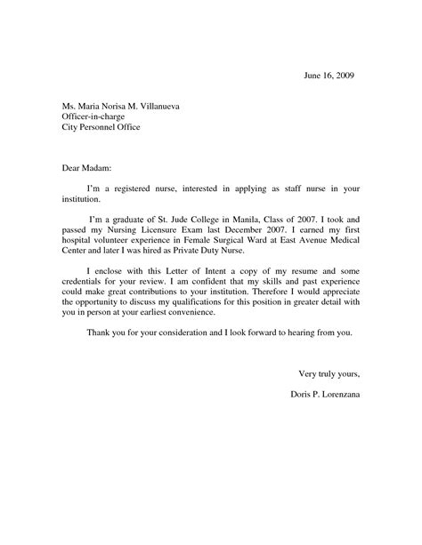 intern letters creer pro