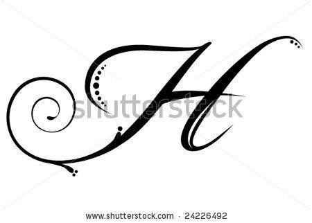letter+h+tattoo+designs | Letter H tattoos design images ... H Alphabet Designs