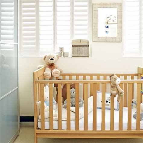 Baby Bedroom Pictures Simple Babies Bedroom Bedroom Ideas Cot Housetohome