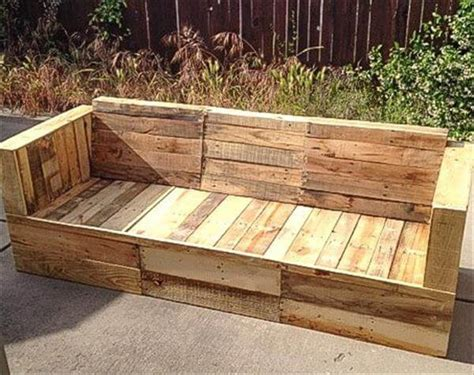 diy pallet sofa upcycled pallet sofa and cushions set pallet furniture diy