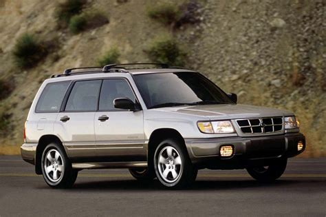 subaru outlander 2000 1998 02 subaru forester consumer guide auto