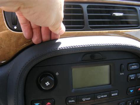 jaguar x type radio removal diy climate fix for jaguar s type 2003 faq page