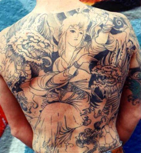vanishing tattoo beautiful design by lockhart