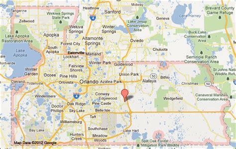 Orange County Fl Search Of Central Florida 171 Every County