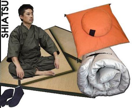 futon shiatsu trasportabili casazen