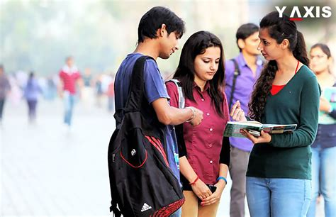 Mba Colleges In Usa For Indian Students by 1 86 267 Indian Students Enrolled In Us Universities In