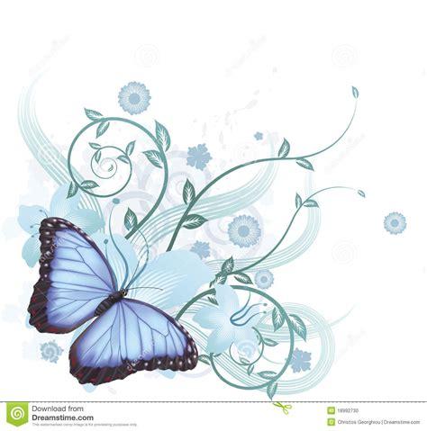 imagenes de mariposas azul turquesa fondo azul hermoso de la mariposa foto de archivo imagen