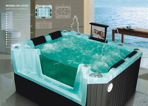 Outdoor Spa For Sale 6 Seat Outdoor Spa Tub 5530 For Sale From