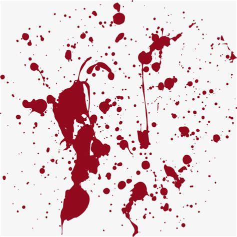 can you black people use splat blood splatter vector material blood splash vector png