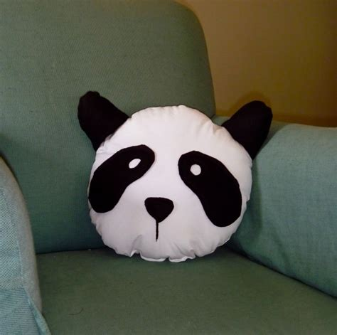 panda pillow craftbite