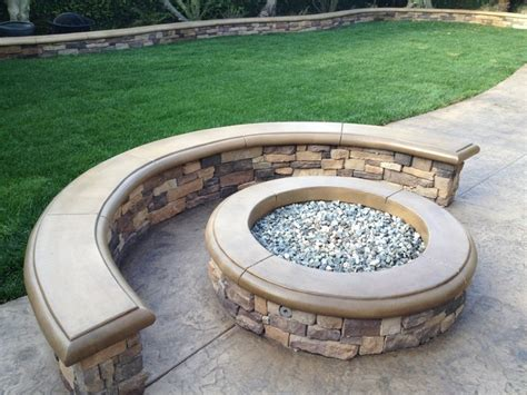 Fire Pit And Seating Area Traditional Patio Orange Firepit Seating