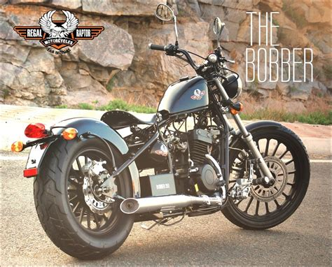 Regal Raptor's Daytona, Bobber & Spyder: Price, Pics