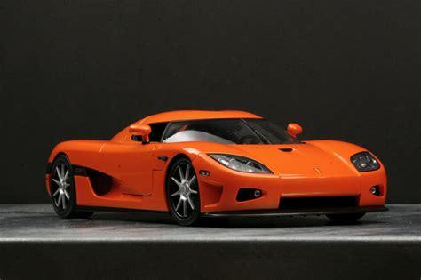 fast cars  koenigsegg ccx orange