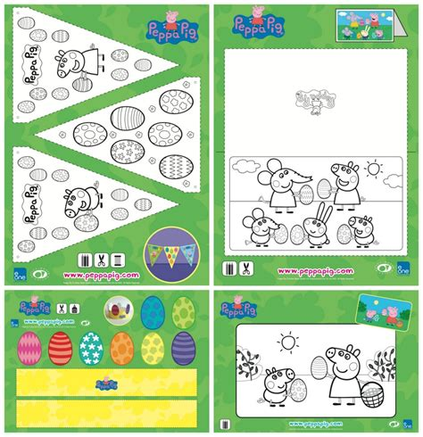 Peppa Pig Colouring Games To Play