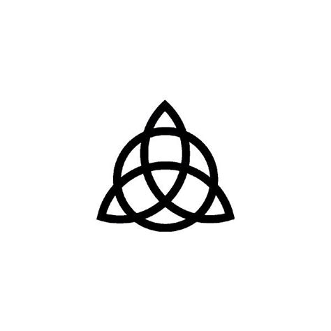 trinity symbol tattoo designs best 25 triquetra ideas only on celtic