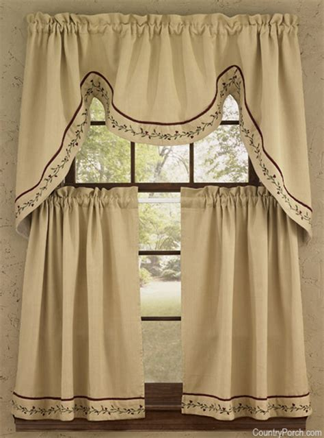 lined swag curtains thistleberry lined window curtain swag tiers
