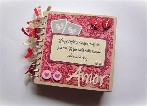 tutorial scrapbook para namorado scrapbooking para namorados artesanato cultura mix