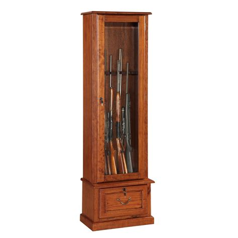 gun safes and cabinets 8 gun cabinet american furniture classics 654914 gun