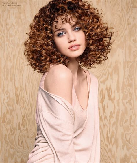 perms for medium length hair shoulder length spiral perm photo short hairstyle 2013