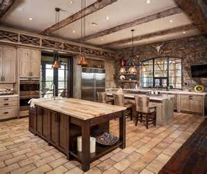 15 rustic kitchen designs with exposed roof beams rilane 24 beautiful western kitchen decor home design lover